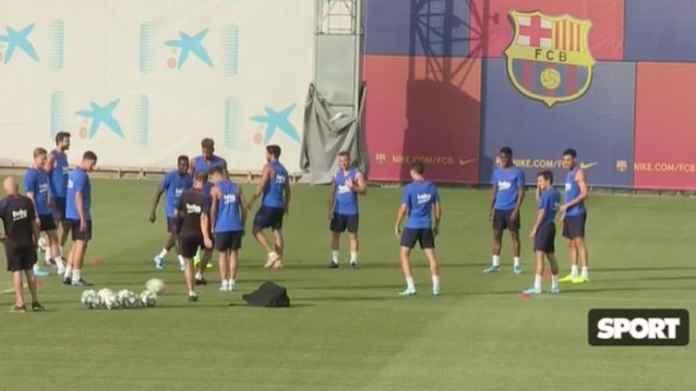 Barcelona Diperkuat Tim Mengejutkan di Laga Perdana