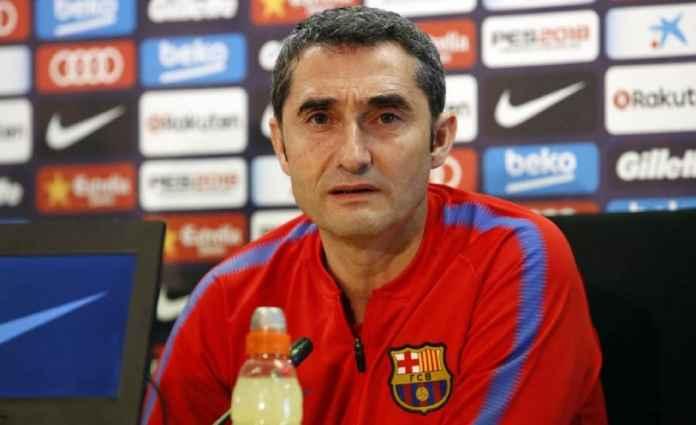 Barcelona Didesak Valverde Jual Beberapa Gelandang Lagi