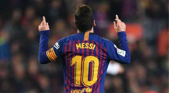 Ernesto Valverde Lega, Lionel Messi Kembali Latihan Jelang Kontra Real Betis