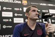 Ernesto Valverde Ragu Messi Bermain di Laga Perdana Barcelona