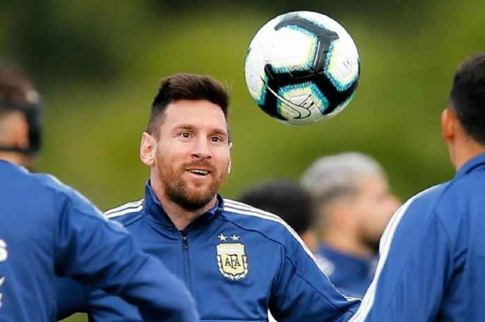 Barcelona Dapat Peringatan Terkait Kondisi Lionel Messi