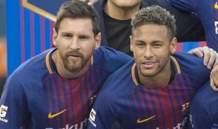 Lionel Messi Intervensi Upaya Real Madrid Rekrut Neymar