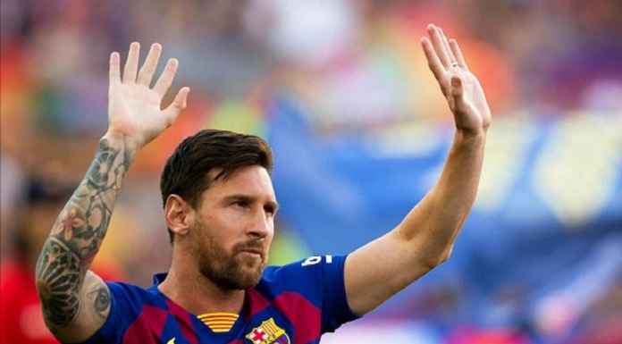 Barcelona Habiskan 6,4 Triliun Tapi Tetap Tergantung Lionel Messi