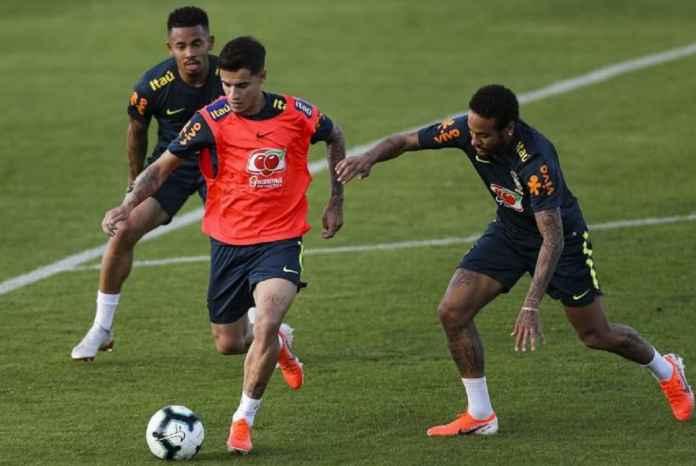 Barcelona Percepat Negosiasi Neymar, Tetap Libatkan Coutinho