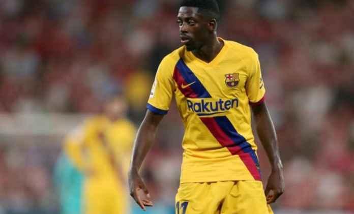 Ousmane Dembele Jadi Kunci Transfer Neymar ke Barcelona