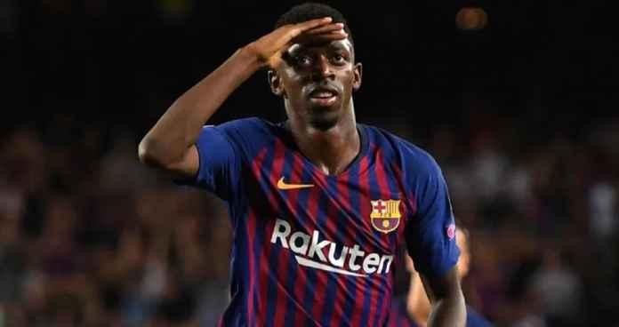 Barcelona Lagi-lagi Kritik Gaya Hidup Ousmane Dembele