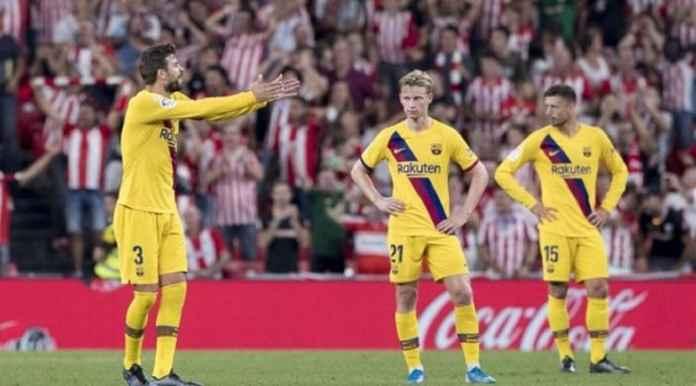 Ousmane Dembele Jadi Kambing Hitam Kekalahan Barcelona