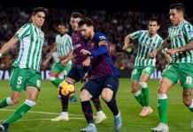 Barcelona Diyakini Menang Atas Real Betis Walau Berat