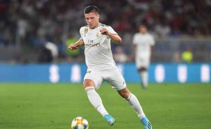 Real Madrid Siap Lepas Luka Jovic Walau Baru Merekrutnya
