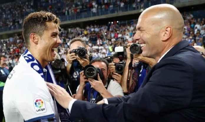 Cristiano Ronaldo: Pelatih Real Madrid Selalu Jujur pada Saya