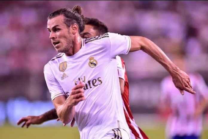 Real Madrid Kembali Panggil Gareth Bale