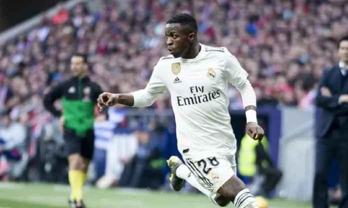 Real Madrid Tawarkan Vinicius Junior ke PSG Demi Neymar