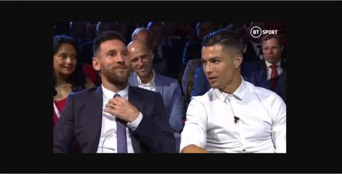 Cristiano Ronaldo Positif Perihal Messi, Meski Kalah Tadi Malam