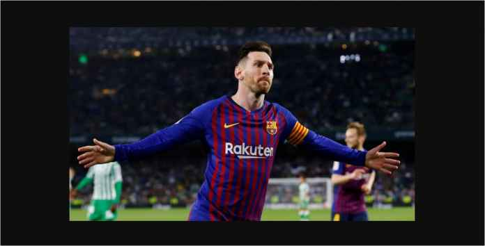 Lihat Gol Hebat Lionel Messi Masuk Puskas Award 2019