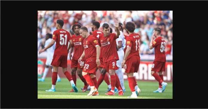 Hasil Liverpool vs Lyon 3-1 Melalui Serangan-serangan Tak Berbahaya