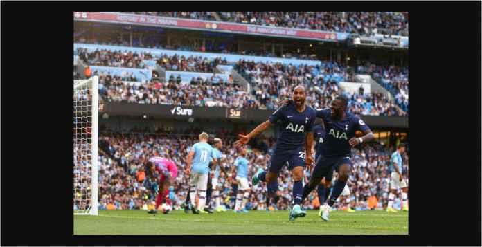 Hasil Manchester City vs Tottenham 2-2, Siap-Siap Guardiola Ngamuk