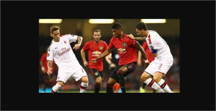 Hasil Manchester United vs AC Milan 2-2 Adu Penalti 5-4