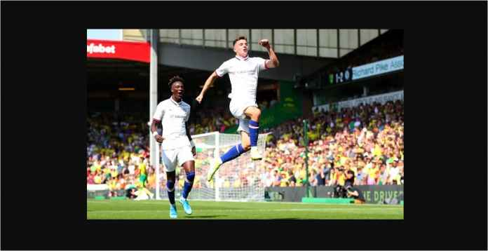 Hanya butuh 17 menit Norwich vs Chelsea 1-2