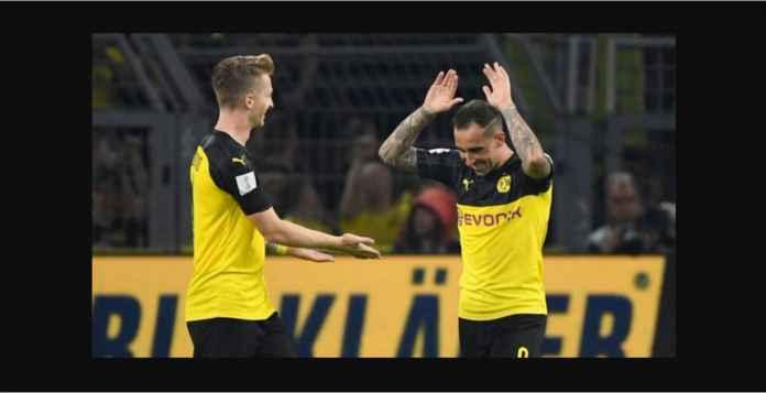 Hasil Borussia Dortmund vs Augsburg 5-1 Mentalitas Senggol Bacok