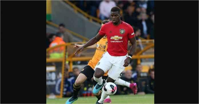 Hasil Wolverhampton vs Manchester United 1-1 Pogba Gagal Penalti!