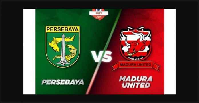 Hasil Persebaya Surabaya vs Madura United 2-2