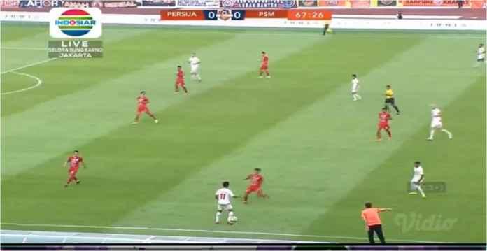 Hasil Persija Jakarta vs PSM Makassar