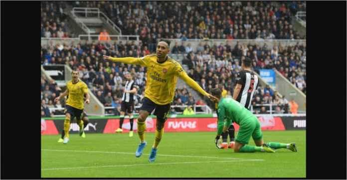 Hasil Newcastle United vs Arsenal 0-1, Siapa Bikin Assist Seindah Itu?