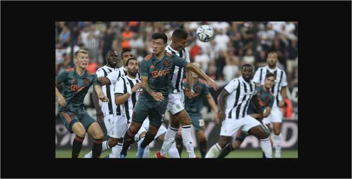 Prediksi Ajax Amsterdam vs PAOK, De Joden Modal Dua Gol Tandang