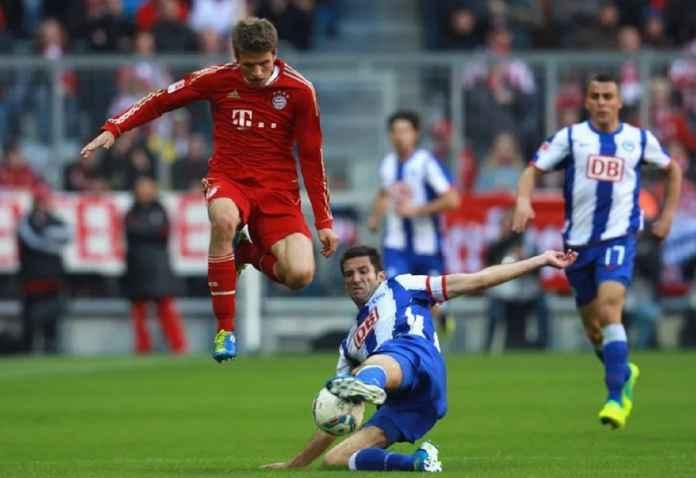 Prediksi Bayern Munchen vs Hertha Berlin, Liga Jerman 17 Agustus 2019