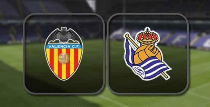 Prediksi Valencia vs Real Sociedad, Liga Spanyol 18 Agustus 2019
