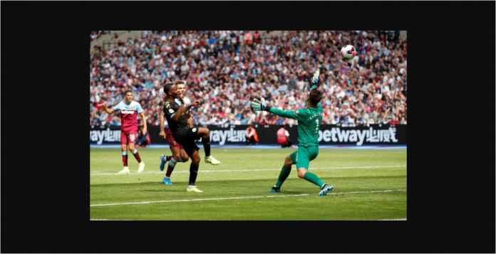 Hasil West Ham vs Manchester City 0-5, Tak Mau Kalah Dari Liverpool