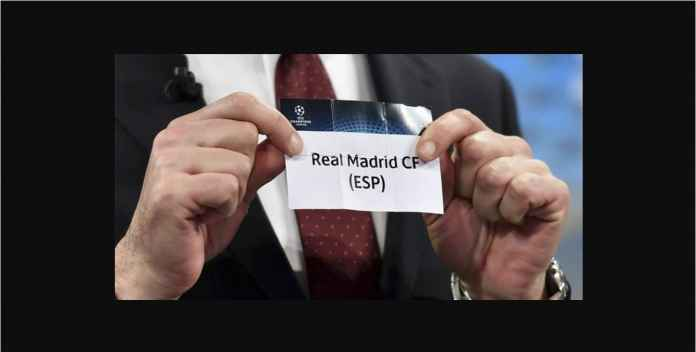 Real Madrid Beruntung Dalam Drawing Grup Liga Champions