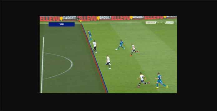 Gol Ronaldo Dibatalkan Wasit! Seharusnya Juventus Unggul 2-0