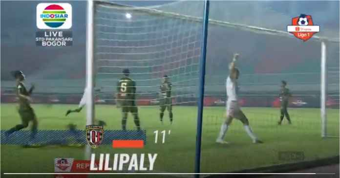 Hasil Tira Persikabo vs Bali United 1-2, Lilipaly Cetak Dua Gol!