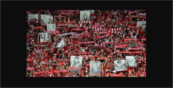 Mengharukan Cara Union Berlin Rayakan Debut Bundesliga