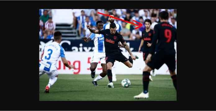 Atletico Menang 1-0, Penerus Ronaldo Usia 19 Tahun Beri Assist Cantik