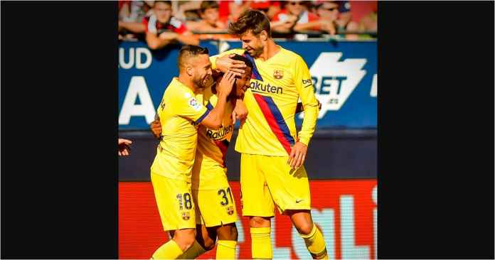 Pemain 16 Tahun Ini Lolos Skuad Utama Barcelona Gara-gara Kepalanya