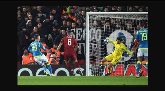 Napoli Gembira Pahlawan Liverpool Musim Lalu Absen Nanti Malam