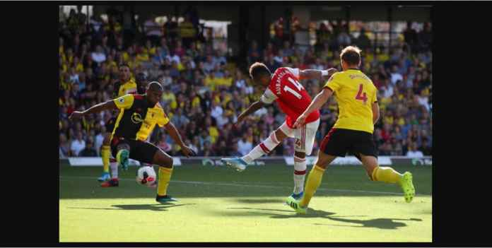 Hasil Watford vs Arsenal 2-2, The Gunners Buang Keunggulan Dua Gol!