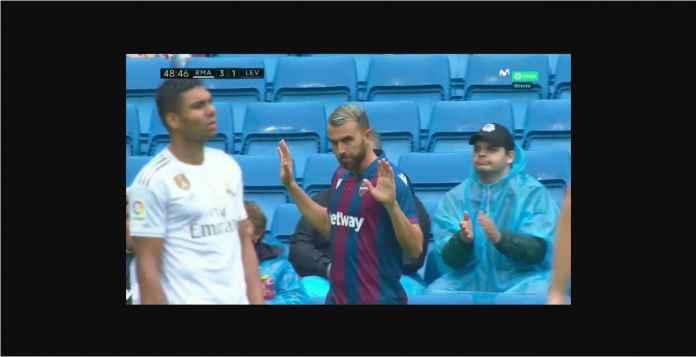 Hasil Real Madrid vs Levante 3-2, Courtois Dijebol Pemain Los Blancos