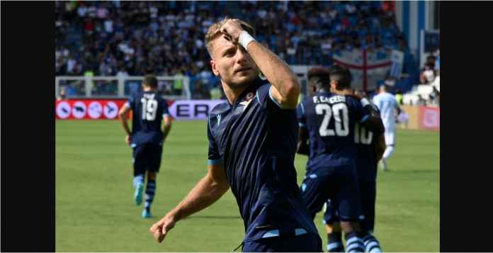 Lazio Gagal Gusur Juventus Meski Dibantu Top Skor Serie A Ini