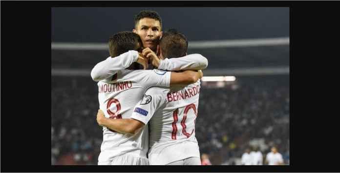Lithuania vs Portugal Berubah Menjadi Lithuania vs Ronaldo!