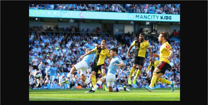 Gol 52 Detik Bawa Manchester City Unggul 1-0, 18 Menit 5-0