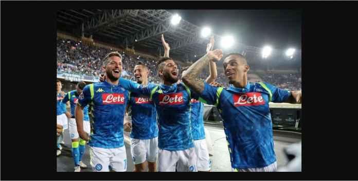 Pemain Napoli yang Pernah 28 Gol Semusim Ini Kini Koleksi 4 Gol