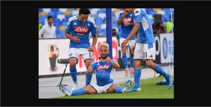 Hasil Napoli vs Sampdoria 2-0, Ancelotti Senang Lihat Clean Sheet