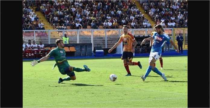 Lecce vs Napoli 1-4 Dibantu Dua Gol Striker Spanyol Musuh Liverpool