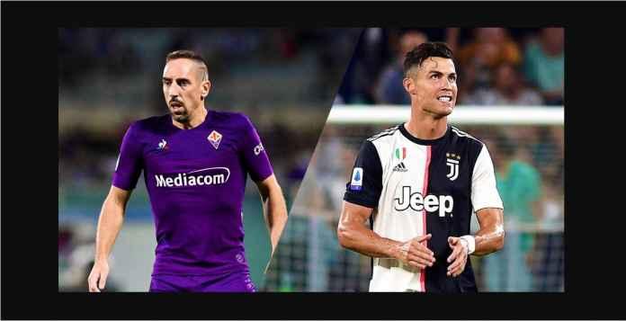 Hasil Fiorentina vs Juventus 0-0, Ronaldo Kalah Cerdik