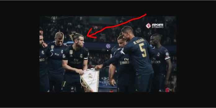 Lihat Gareth Bale Menghina Lambang Real Madrid di Depan Umum