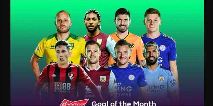 Ayo Ikutan Pilih Gol Terbaik Liga Inggris Bulan Agustus Ini