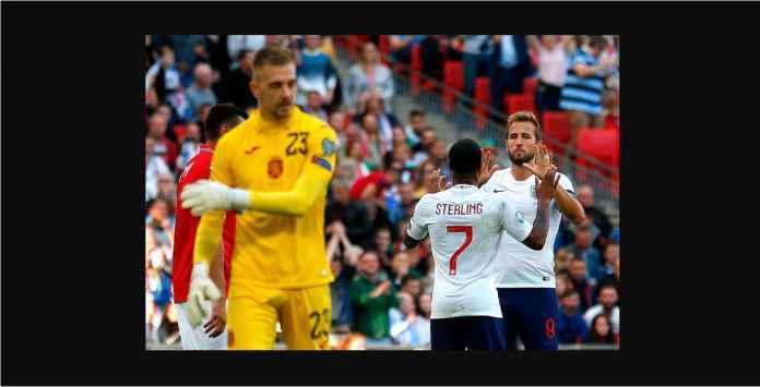 Hasil Inggris vs Bulgaria 4-0, Tiga Datang Dari Harry Kane